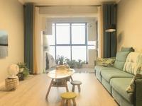 发能凤凰城 精装婚房全配 客厅通阳台户型 两室两厅产证93平 全新装修 楼层好