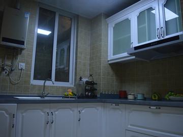 高层115㎡厨房