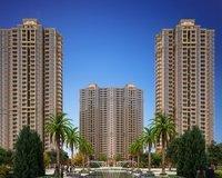 户型好,赠送面积大!高速东方天地4室2厅2卫150平米119.8万住宅