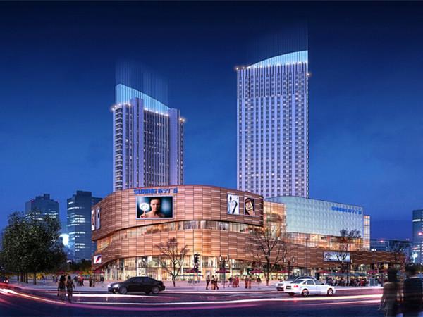 L苏宁广场公寓,市中心位置,商业区,生活交通便利,价格美丽。