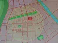 第二实验小学对面 中央公馆 采光无敌户型方正 地形便捷 采光无敌