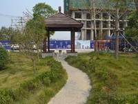 金域豪庭两室两厅纯毛坯房主急卖清流河畔景观房公园菱溪湖公园
