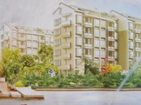 山水人家单身公寓精装修,,正朝南,产权70年,可挂学区