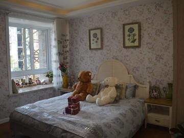 高层115㎡卧室