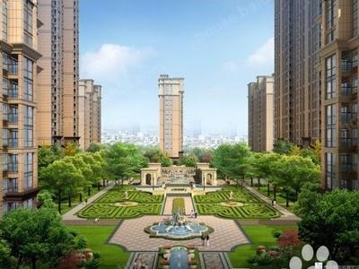 城南市政府旁 中央公馆 通透三室2卫 好楼层 98万