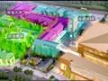 滁州1912文化商业街区沙盘图