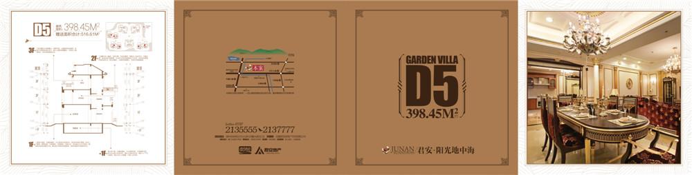 D5户型-02 2F\3F
