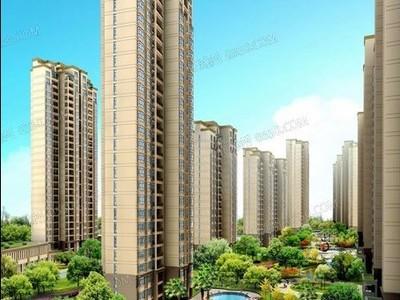 首付33 万,顶楼复式左岸香颂6室190平米129.8万住宅