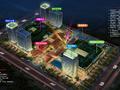 中普城市广场效果图