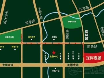 左岸香颂-规划图